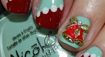 Christmas Nails with Daily Charme
