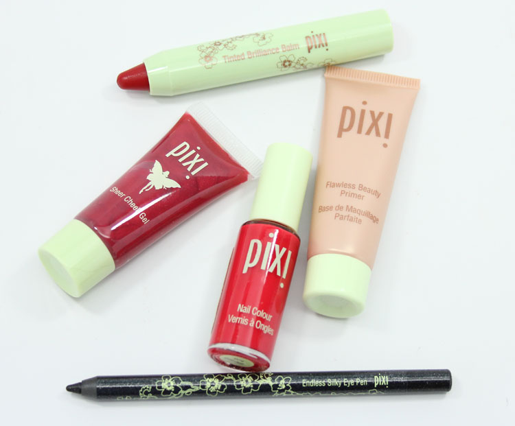 Pixi Luminous & Lovely for Holiday 2014