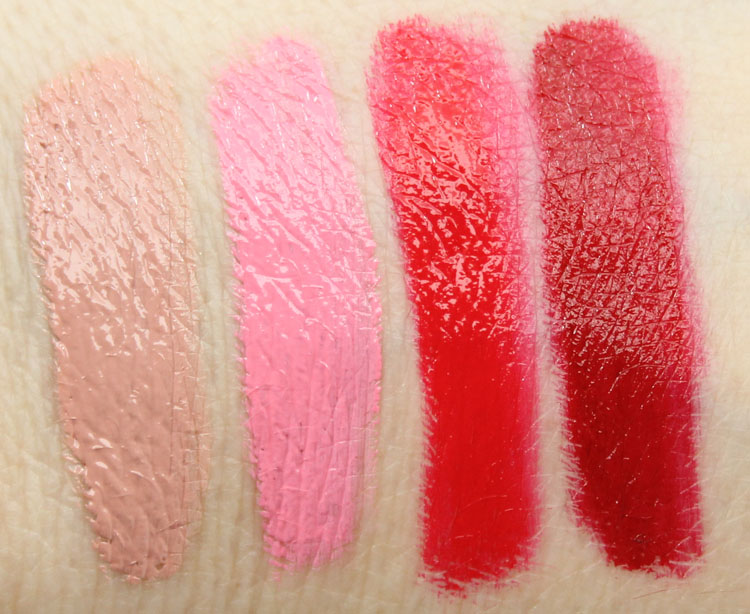 Too Faced Melted for Spring 2015 Swatches