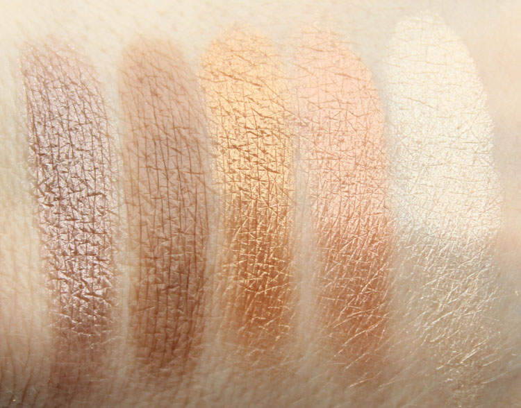 Too Faced Semi-Sweet Chocolate Bar Palette Swatches-3