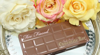 Too Faced Semi-Sweet Chocolate Bar Palette for Spring 2015