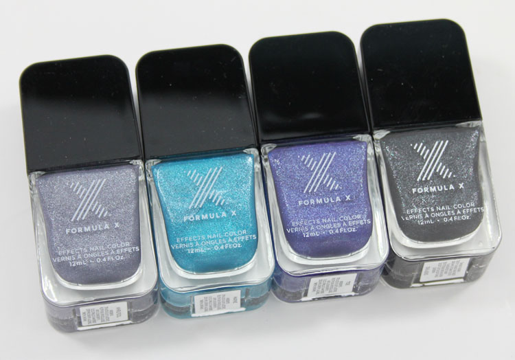 Formula X for Sephora The Sea Glass Collection