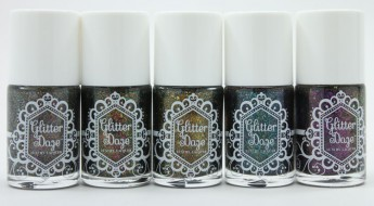 GlitterDaze The Mythical Collection