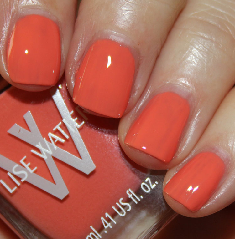 Lise Watier Expression Nail Lacquer Swatch