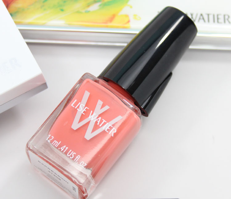 Lise Watier Expression Nail Lacquer