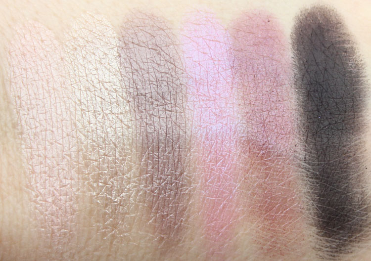 MAC Eye Shadow Violetwink Swatches