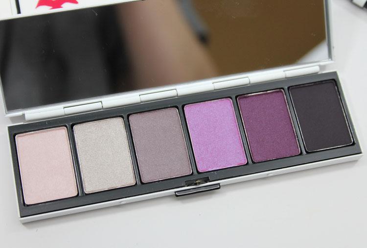 MAC Eyeshadow x 6 VioletWink