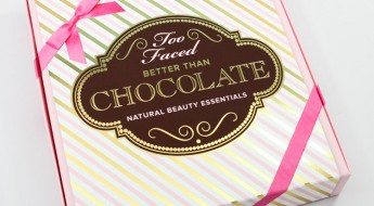 Too Faced Better Than Chocolate Natural Beauty Essentials