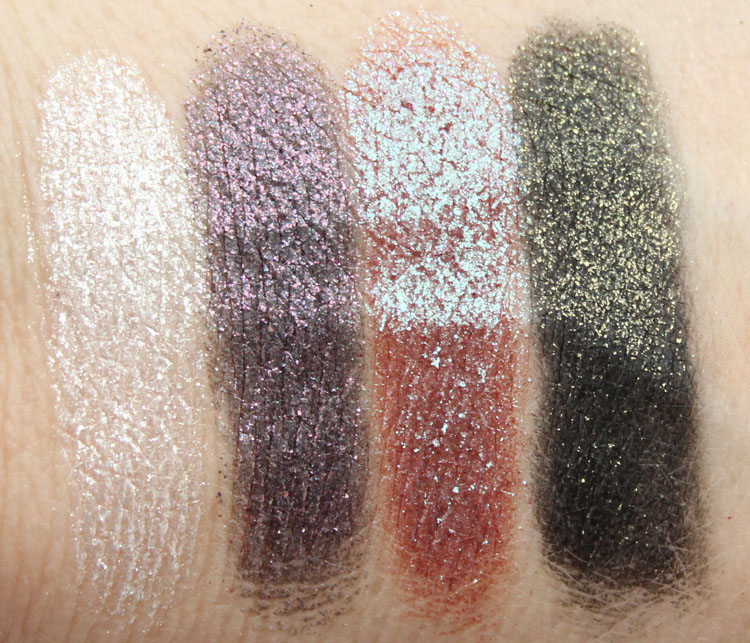 Urban Decay Moondust Eyeshadow for Spring 2015 Swatches