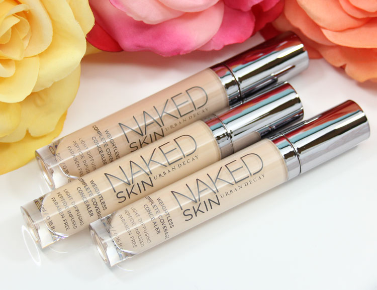 Urban Decay Naked Skin Weightless Complete Coverage Concealer-2