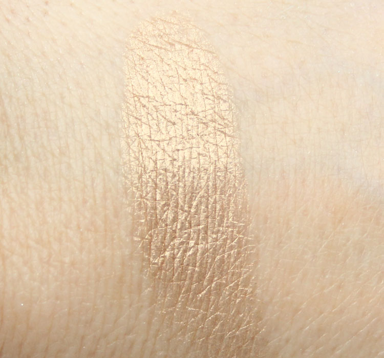 Wet n Wild Fergie To Reflect Shimmer Palette Hollywood Boulevard Swatch