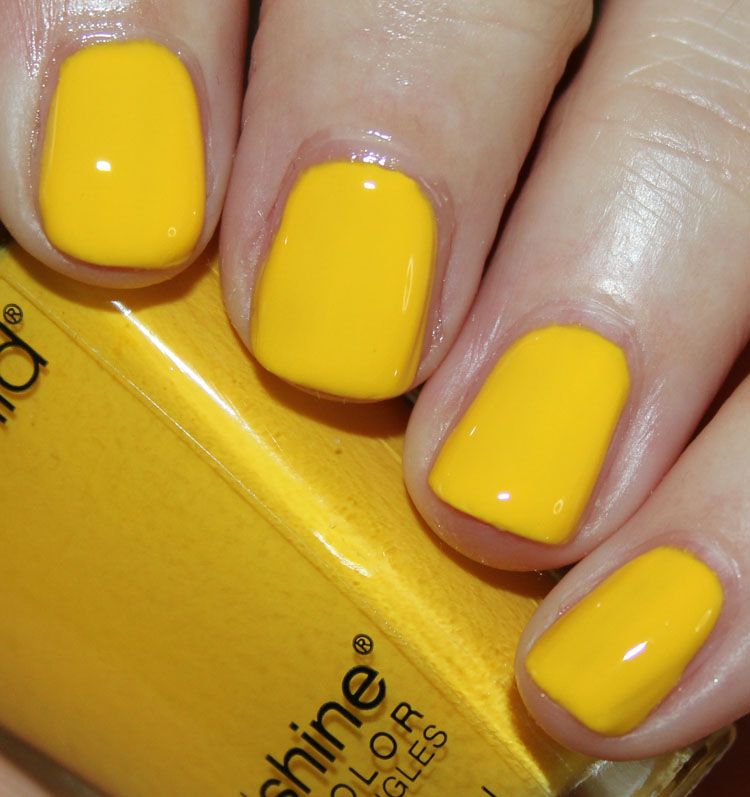 aac48e32b71 Wet n Wild Wild Shine Nail Color for Spring 2015 | Vampy Varnish