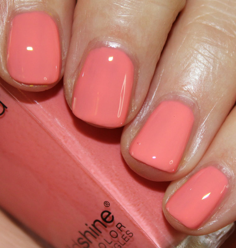 Wet n Wild Wild Shine Nail Color for Spring 2015 | Vampy Varnish