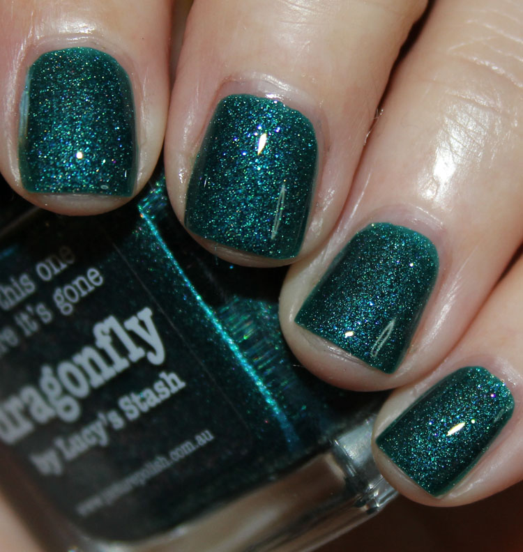 piCture pOlish Dragonfly