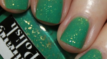 Contrary Polish Shamrock & Roll Swatch