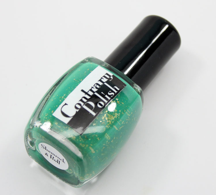 Contrary Polish Shamrock & Roll