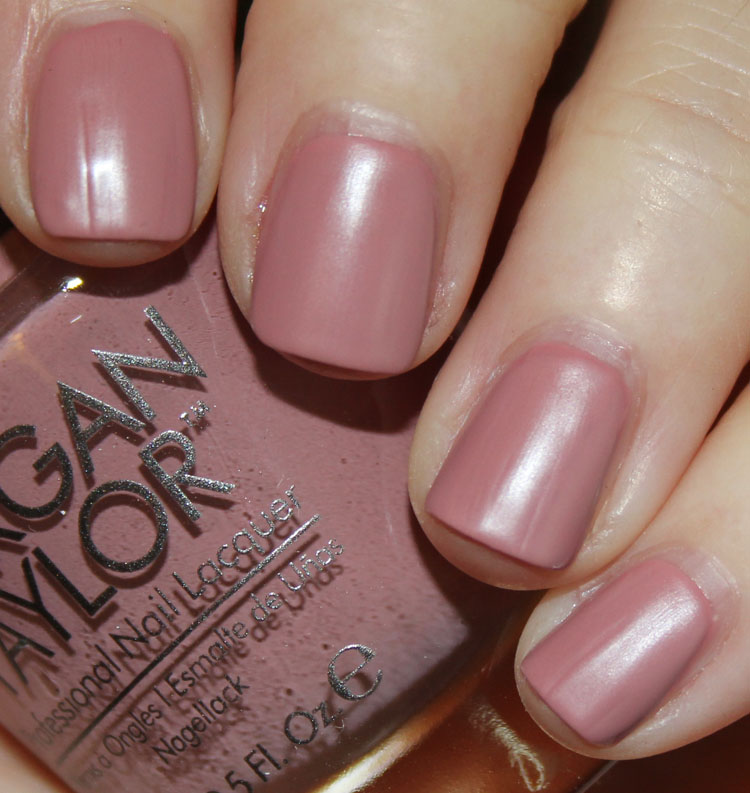 Morgan Taylor Coming Up Roses Matte