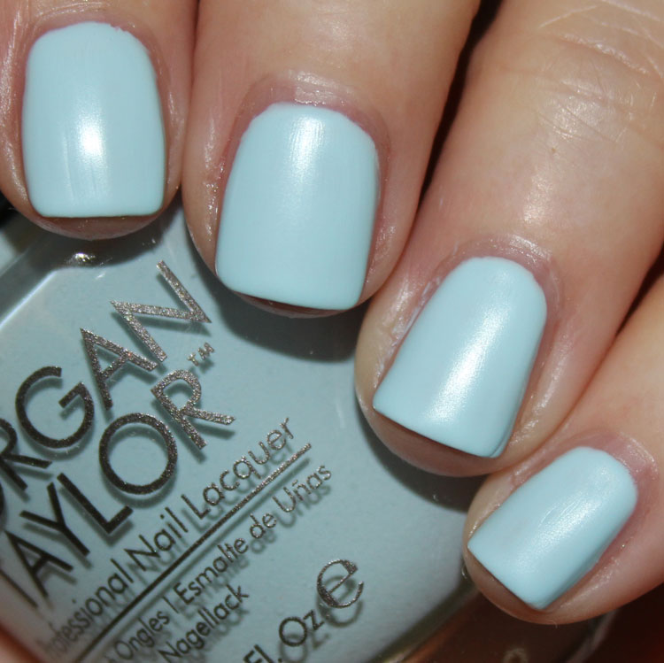 Morgan Taylor Water Baby Matte