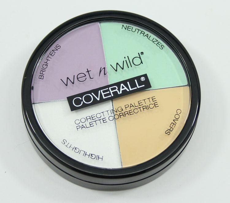 Wet n Wild Coverall Correcting Palette