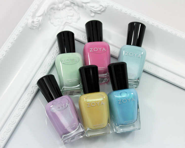 Zoya Delight for Spring 2015