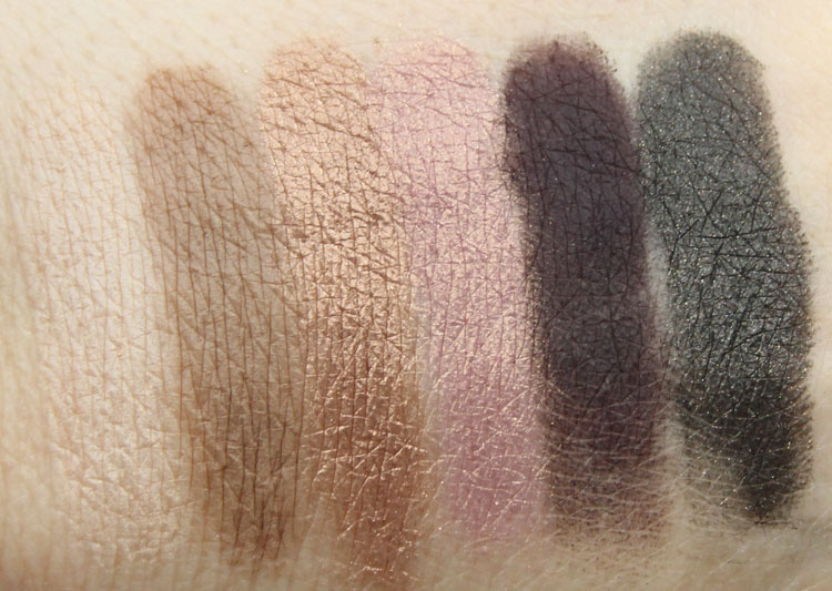 theBalm Nude Dude Nude Eyeshadow Palette Volume 2 Swatches
