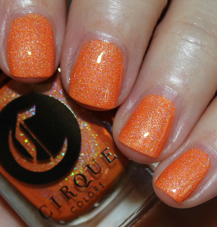 Cirque Colors Sun Dog