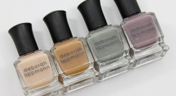 Deborah Lippmann Summer 2015 Collection Painted Desert