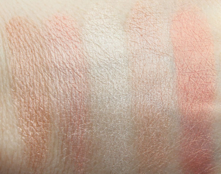Favorite Highlighters Swatches-2