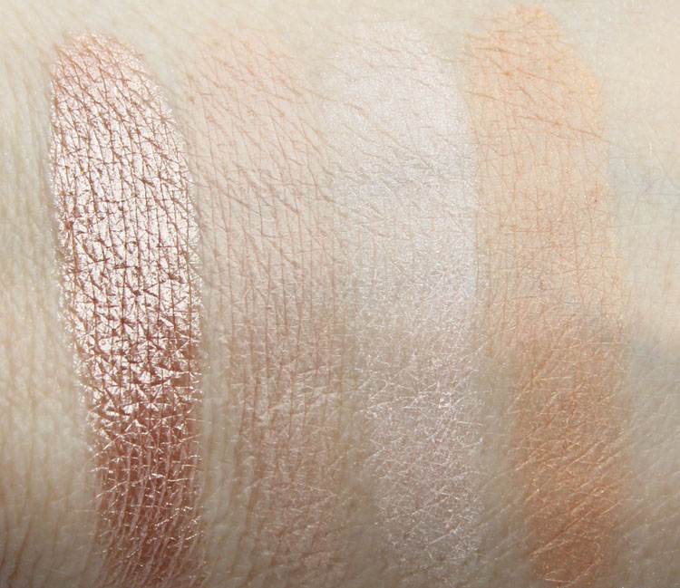 Favorite Highlighters Swatches-3
