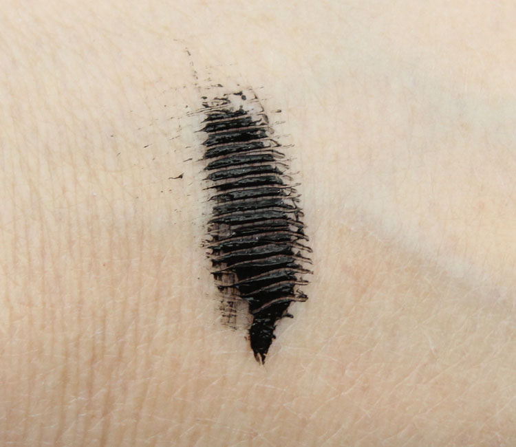 Maybelline Lash Sensational Swatch