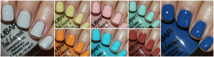 Nubar POP! Spring 15 Collection