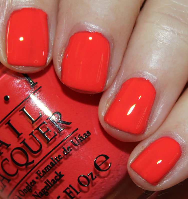 Hawaii Collection By Opi For Spring Summer 2015 Vampy