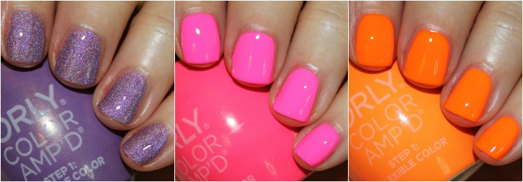 Orly Color Ampd Nail Polish