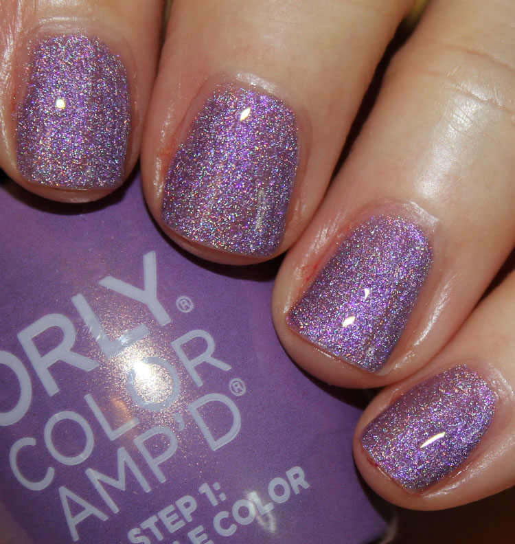 Orly Color Amp'd Paparazzi