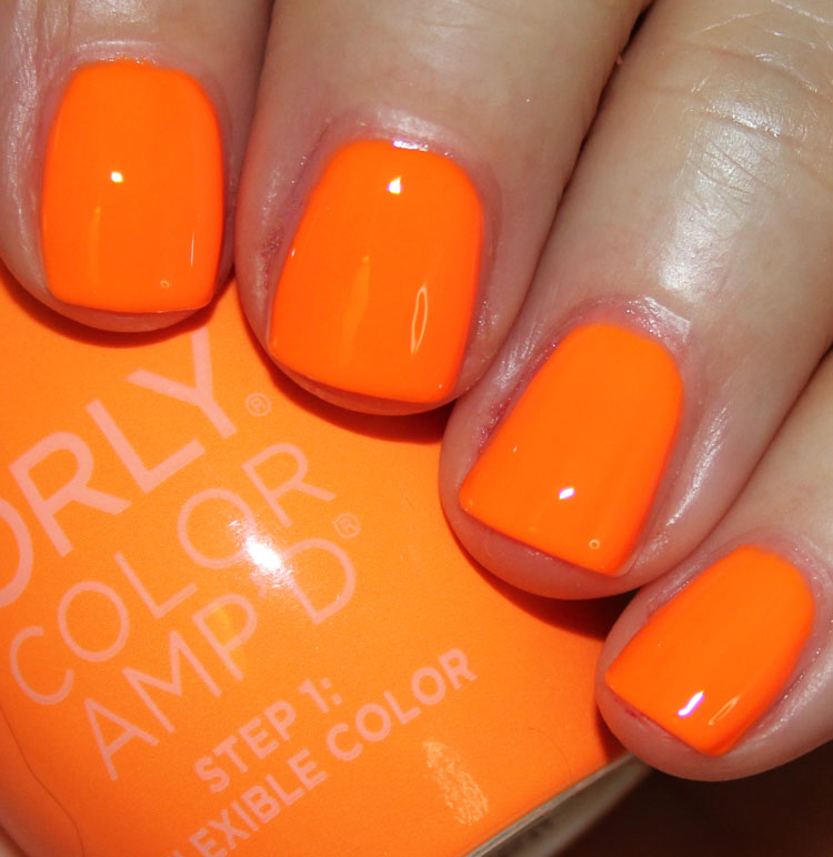 Orly Color AMP\'D Nail Lacquer | Vampy Varnish