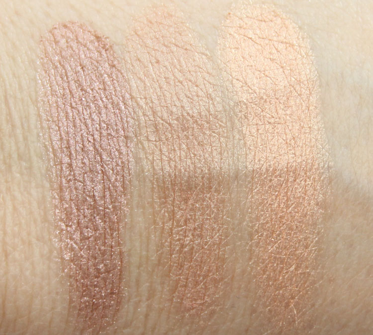 Pixi Beauty Palette Bronzette Summer Glow Swatches-4