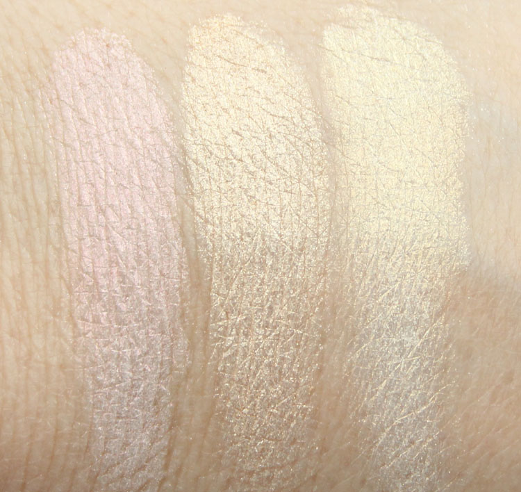 Pixi Beauty Palette Bronzette Summer Glow Swatches-5