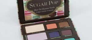 Too Faced Sugar Pop Eye Shadow Collection