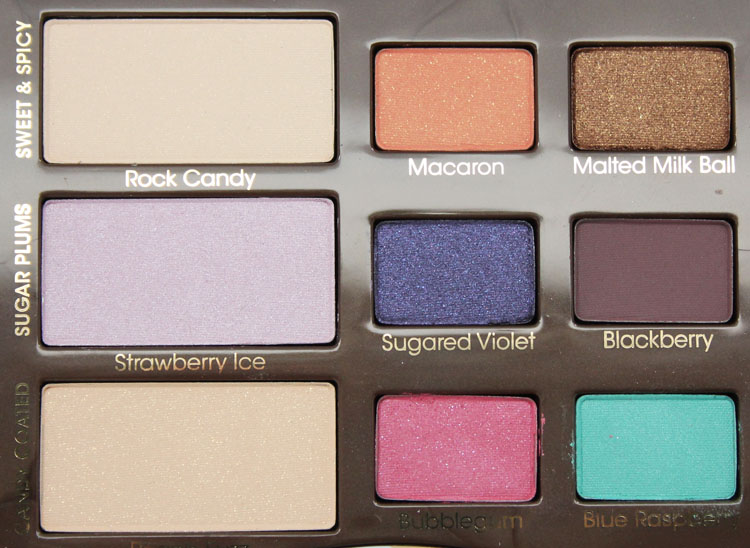 Too Faced Sugar Pop Sugary Sweet Eye Shadow Collection-4