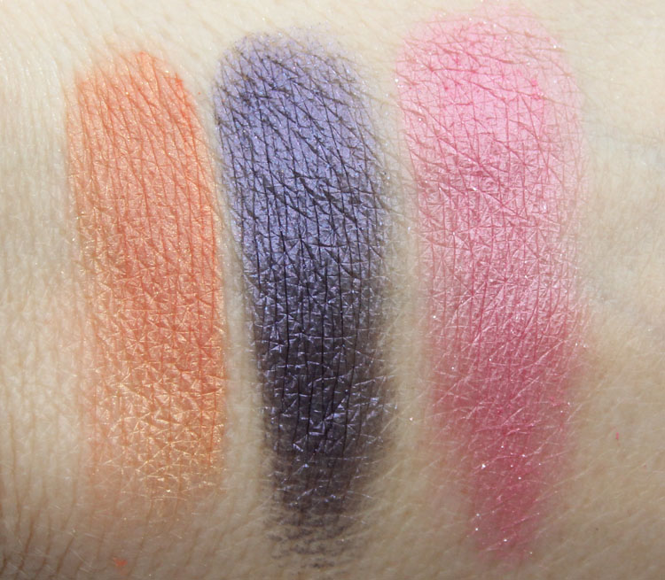 Too Faced Sugar Pop Sugary Sweet Eye Shadow Collection Swatches-2