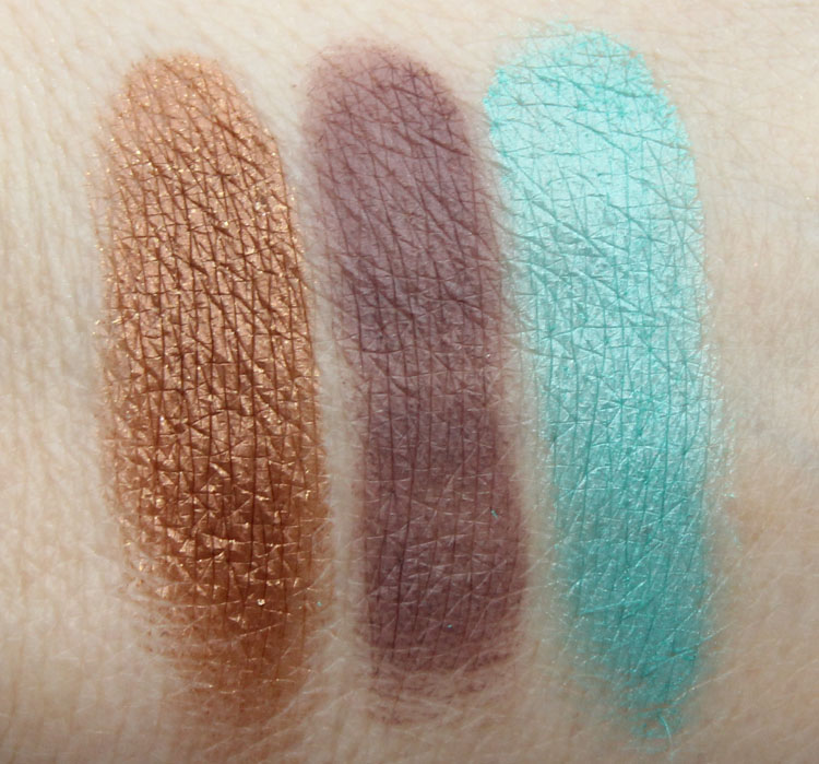 Too Faced Sugar Pop Sugary Sweet Eye Shadow Collection Swatches-3