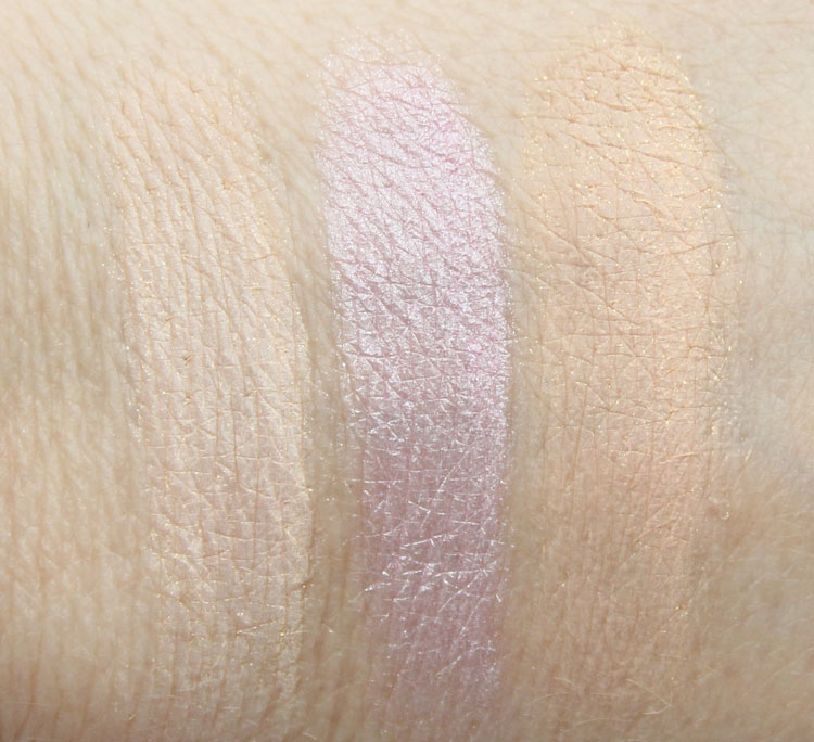 Too Faced Sugar Pop Sugary Sweet Eye Shadow Collection Swatches