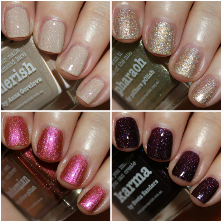 piCture pOlish New Shades 2015