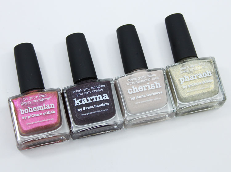 piCture pOlish New Shades