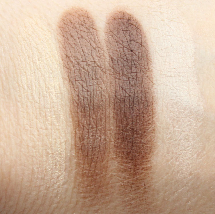 Kat Von D Shade + Light Eye Contour Palette Neutral Quad Swatches
