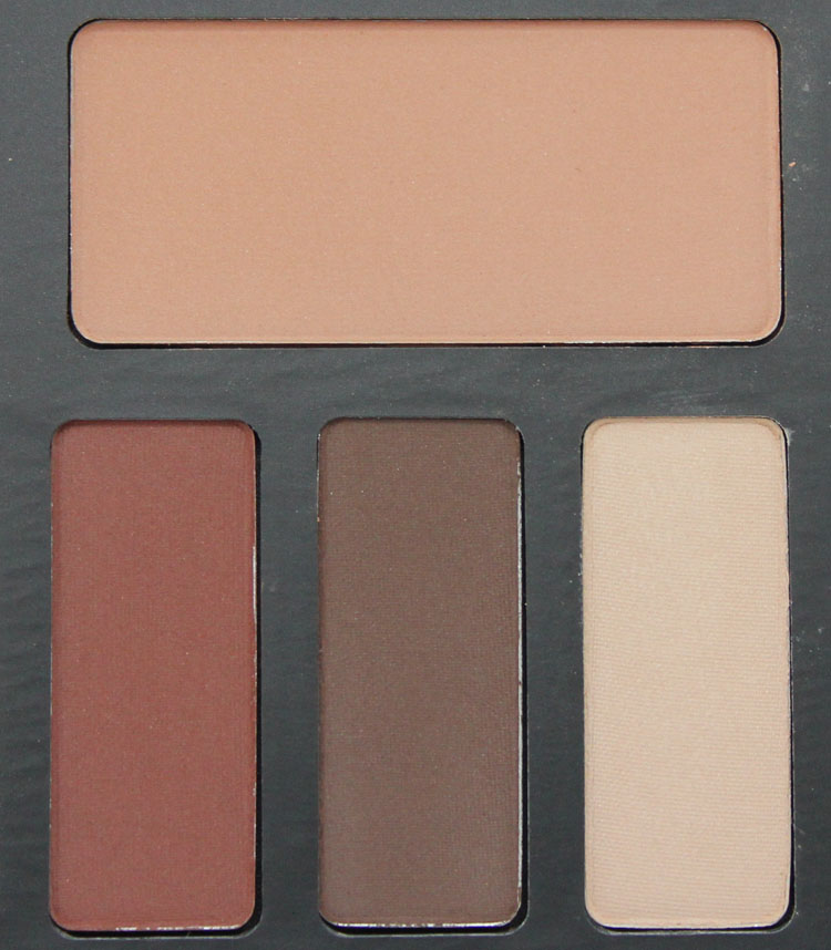 Kat Von D Shade + Light Eye Contour Palette Warm Quad