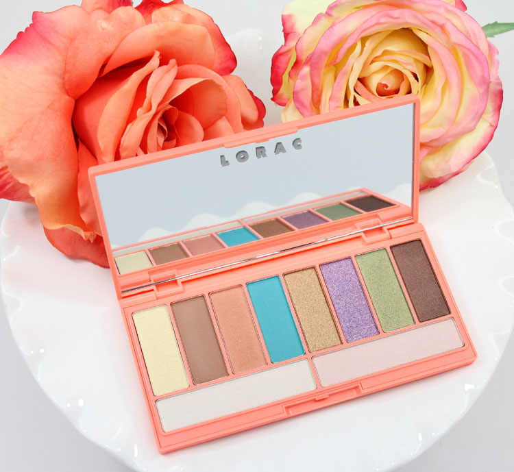 LORAC Alter Ego Eye Shadow Palette Dream Girl-2