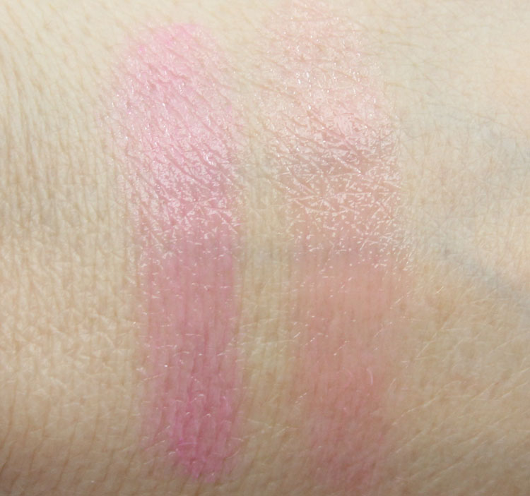 Maybelline Baby Lips Lip Balm Oh Orchid! and Petal Rebel