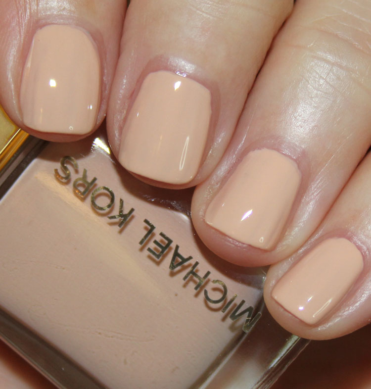 Michael Kors Into The Glow Nail Lacquer Collection | Vampy Varnish