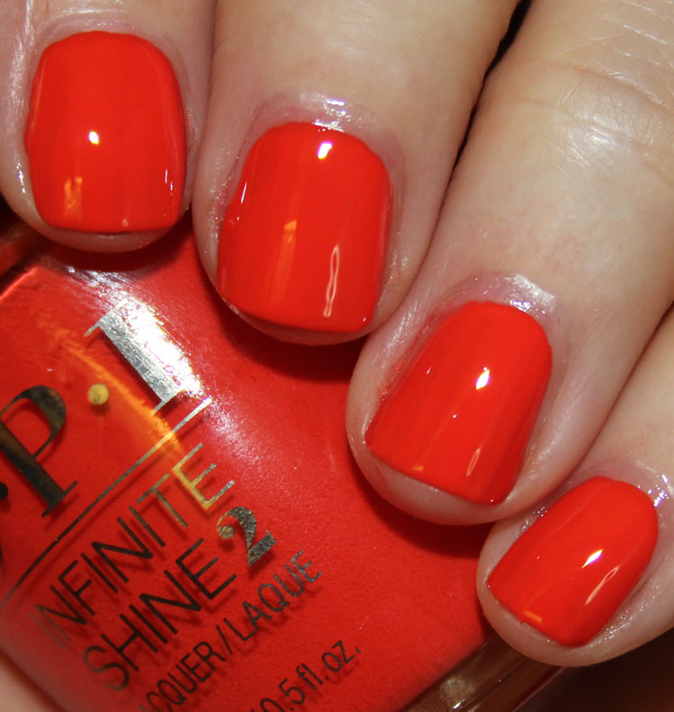 OPI No Stopping Me Now